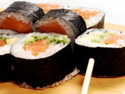 סדנת סושי של דה קוק סטור- מתנות לגננות (צילום: www.cookstore.co.il)